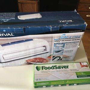 Rival food saver